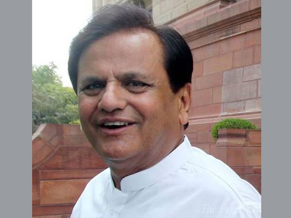 Ahmed Patel takes charge as Congress party treasurer, replaces Motilal Vora