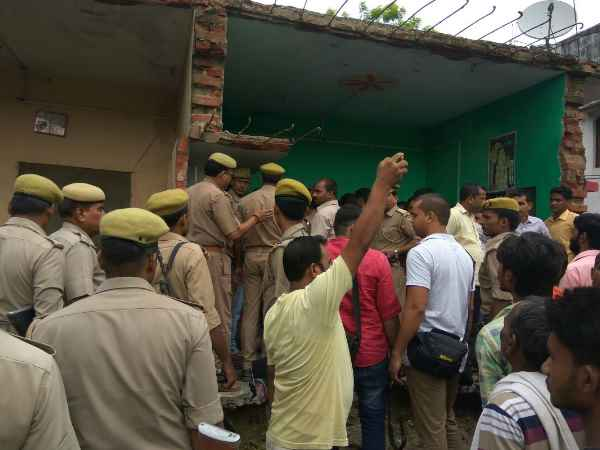 Allahabad: Four members of a family have been allegedly killed in Bigahiya