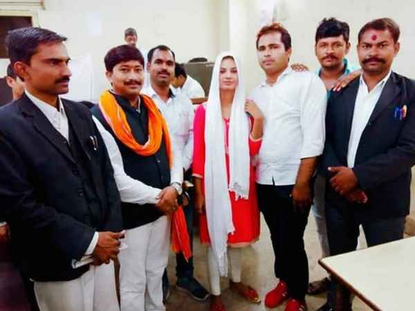 allahabad: rahul got married to suhani even after ruckus