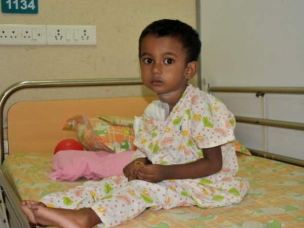 3 year old baby avijit,
