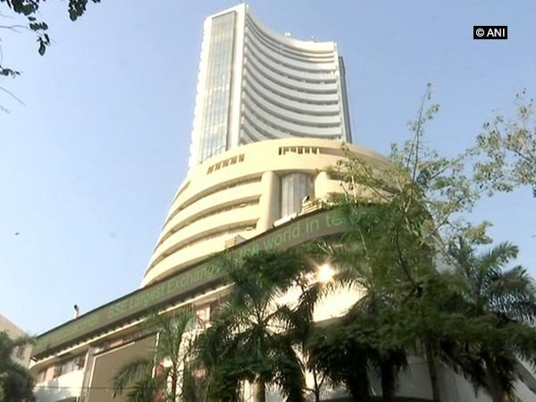 Sensex up by 116.60 points Nifty at 11,700, rupee improved against dollar