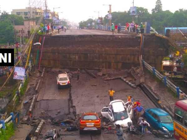 West Bengal CM Mamata Banerjee announce 5 lakh compensation for person died in Majerhat Bridge Collapse