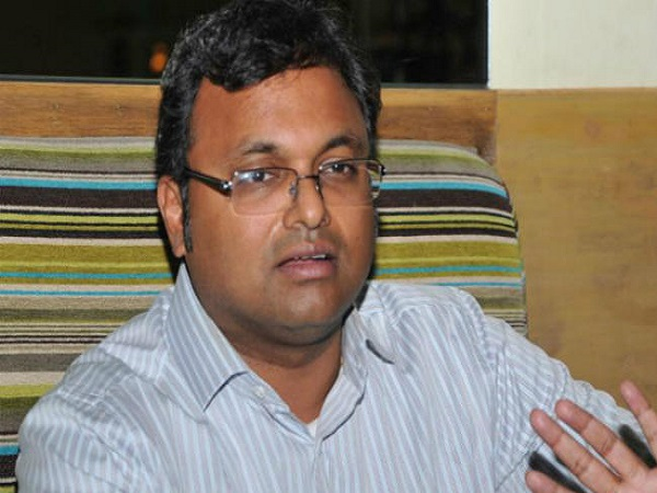 SC allows Karti Chidambaram to travel abroad for his daughters admission