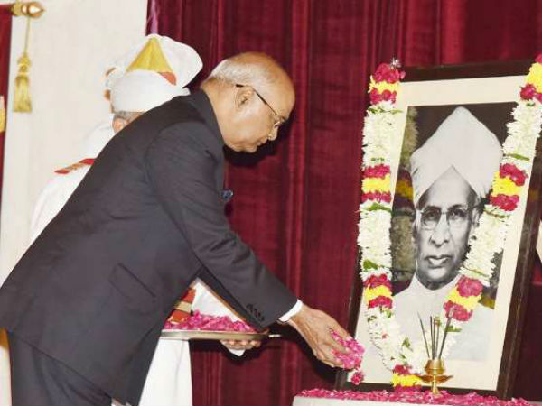 Happy Teachers Day 2018: President Ram Nath Kovind greets teachers