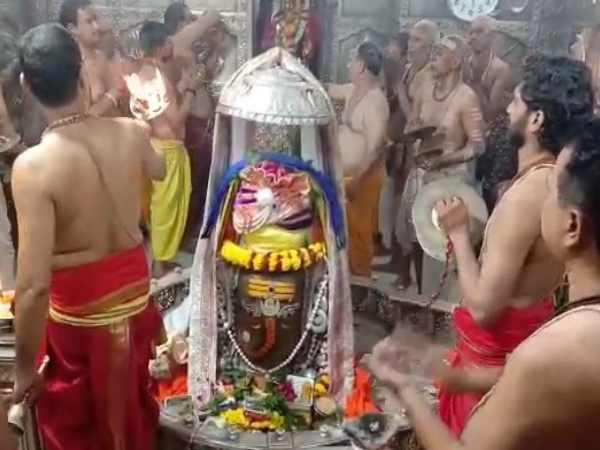 Watch Ganesh Chaturthi Live from Ujjain Mahakaal Mandir