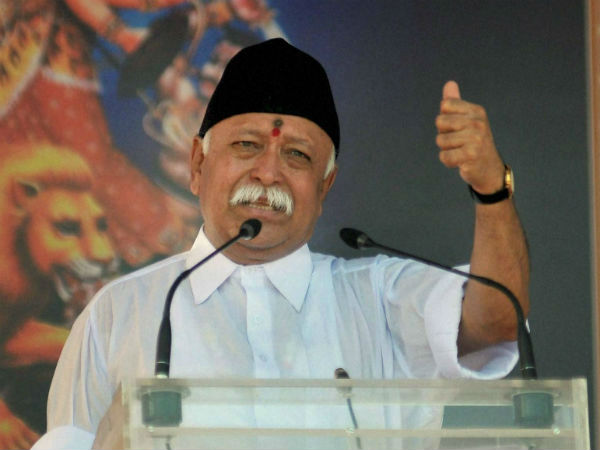 opposition parties cannot oppose a Ram Temple in Ayodhya, says RSS chief Mohan Bhagwat