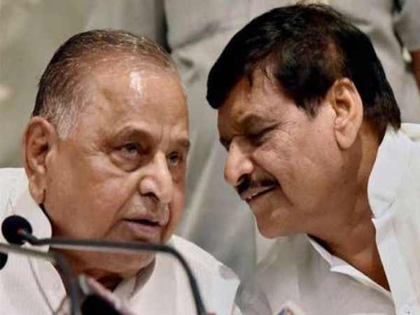 shivpal yadav said that party formed with the blessings of mulayam singh yadav