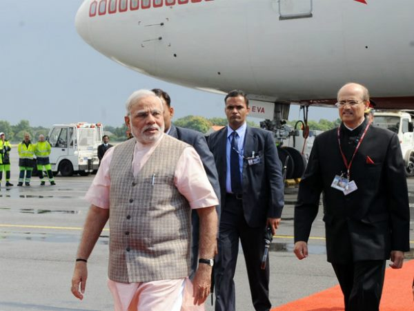 CIC ask Foreign Ministry, name of those who tour foreign with pm narendra modi