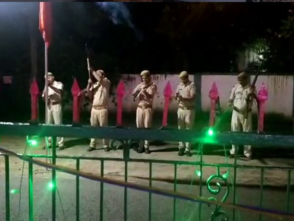up police failure on shooting in meerut