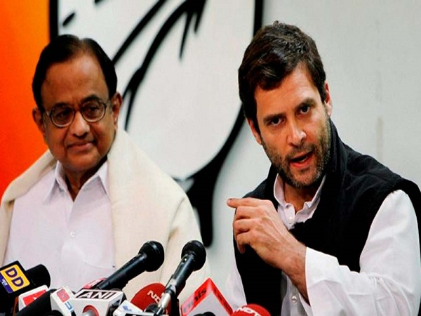 congress president rahul gandhi appoints Chidambaram as Chairman of Manifesto committee