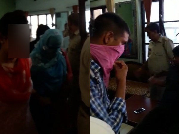 bijnor SDM raids on hotel found couple in objectionable condition