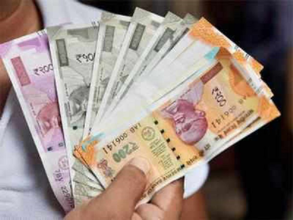indian rupee rebounds 28 paise against dollar