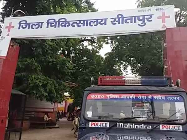 Sitapur: 1 infant dead, 7 admitted to hospital allegedly after being vaccinated