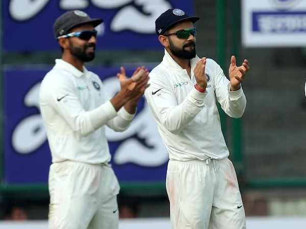 Indian cricket team for test series against West indies announced