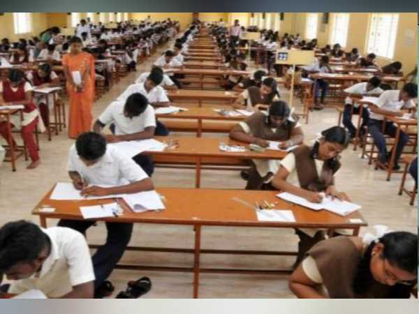 students will give UP board exams under surveillance of cctv cameras