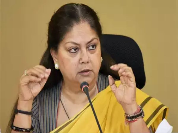 vasundhara said ticket will be given to those who did work on their constituency