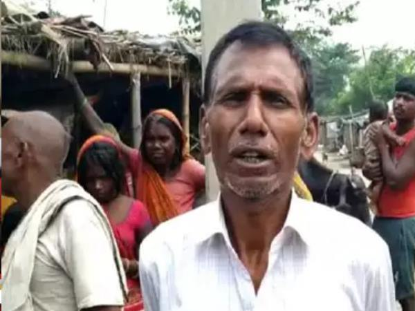 madhepura victim family did funeral of dead body in house