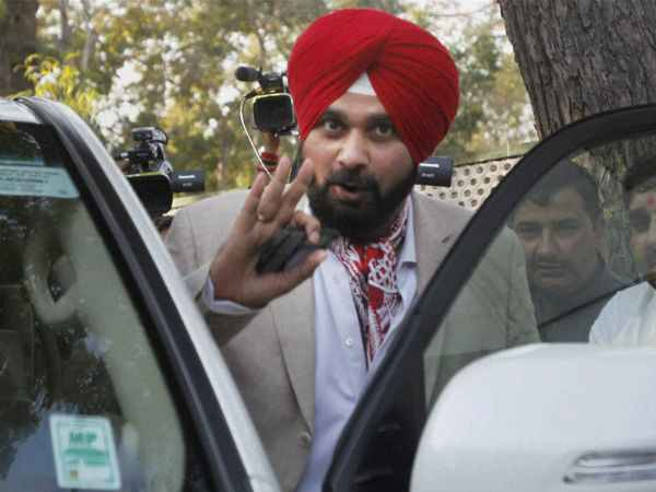 Amritsar train tragedy:Navjot Singh Sidhu vows to adopt affected families
