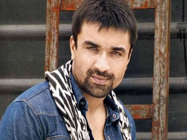 Mumbai: Actor Ajaz Khan arrested from a hotel in Belapur by Anti-Narcotics Cell