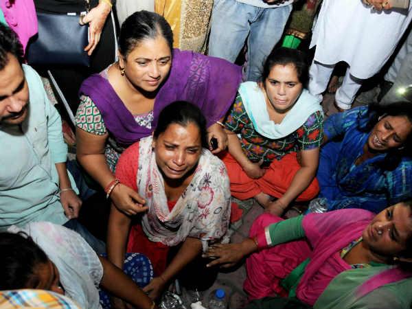 अमृतसर: चश्मदीद ने सुनाई सच से पर्दा उठाने वाली कहानी