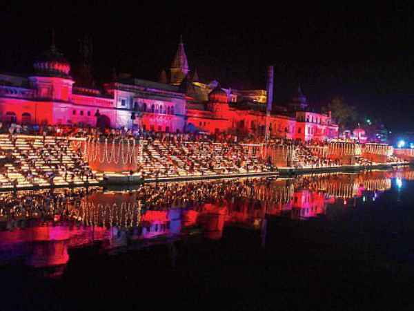 Deep Festival of ayodhya Will be recorded Guinness Book