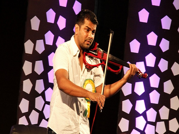 violinist balabhaskar dies week after car accident that killed his daughter in kerala
