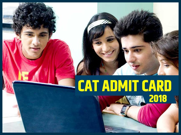 CAT 2018 admit cards to release on 24 october at iimcat.ac.in