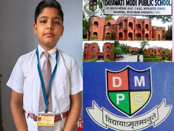 radraksh extreme step case student of dayawati modi public school accused teacher did not arrested yet