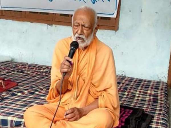 Ganga Crusader GD Agarwal Said Before Dying I Have Lost Foreign Media