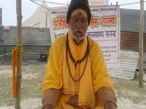 swami avimukteshwaranand comment on gd agarwal death