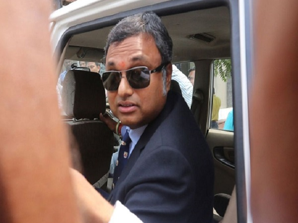 ED attaches around Rs 54 crores worth properties of Karti Chidambaram in inx media case