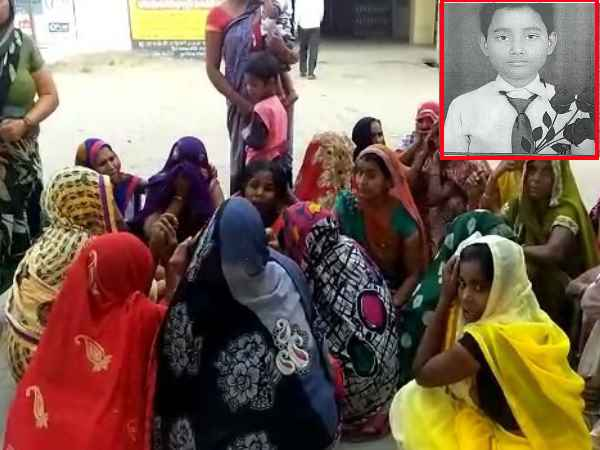 twelve class student killed seventh class student in Mainpuri