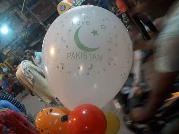Pakistan Zindabad balloons found in Mathura