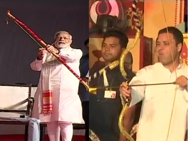 Dussehra Celebrations Narendra Modi Ramlila Ground Delhi Live Update