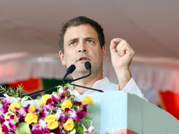 Congress Rahul Gandhi attack on the BJP and Narendra Modi on the controversial Rafale fighter jet deal