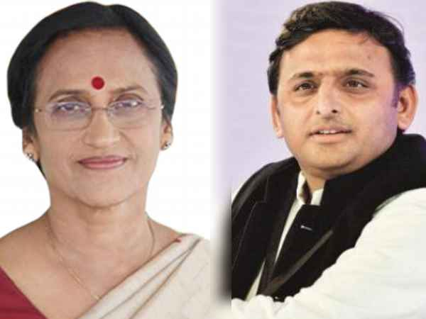 up minister dr rita bahuguna joshi says akhiklesh yadav is playing politics in sheroes cafe