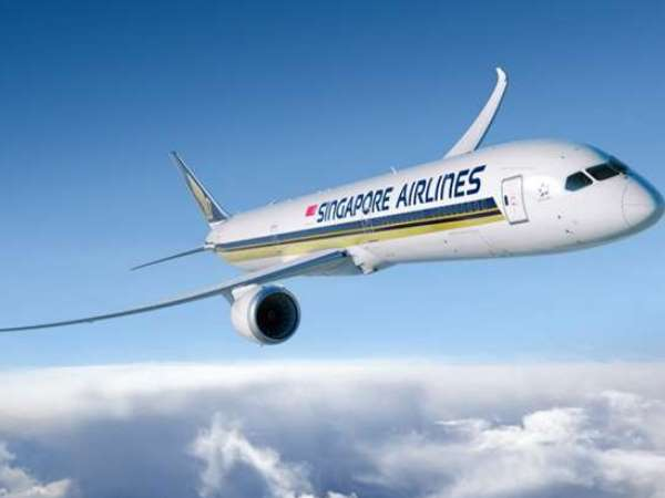 Singapore Airlines aircraft landed in New York after covering more than 15,000 km in 17 hours
