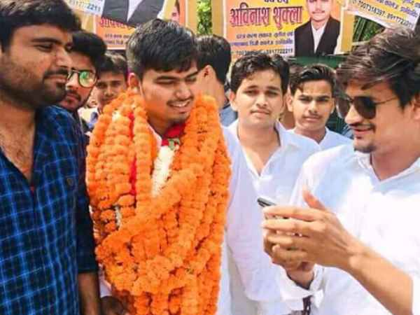 student union election result Declared in allahabad university