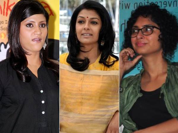 MeToo in bollywood: Nandita Das Meghna Gulzar and others refuse to work with proven offenders