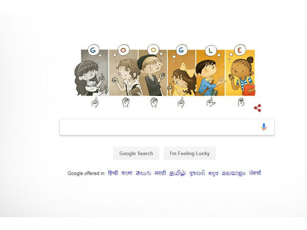 Google Celebrates Charles-Michel De lEpees 306th Birthday With Doodle