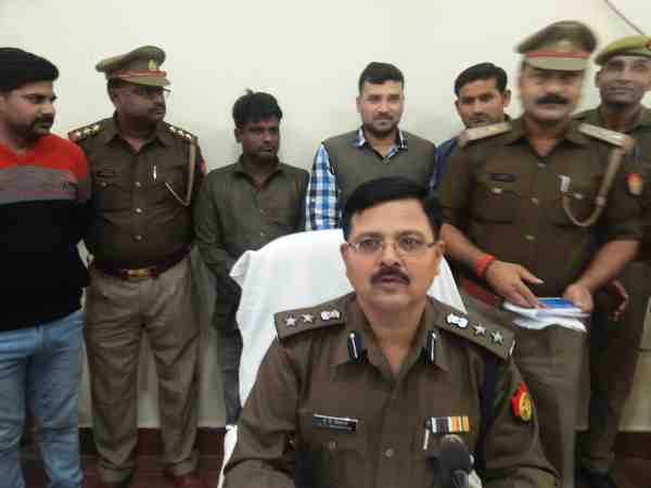man who spread rumor in dharma sabha in ayodhya arrested by police