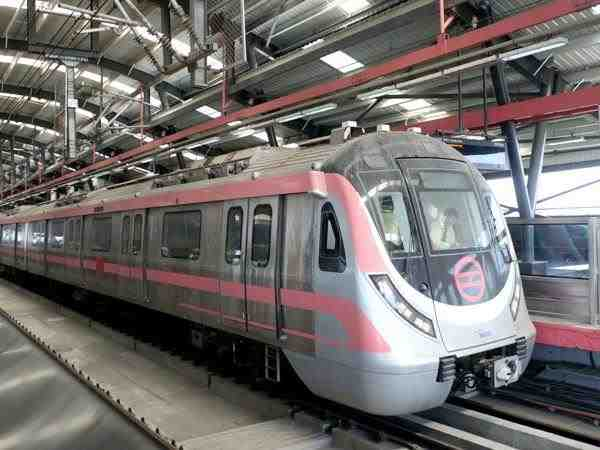 metro to be run from delhi dilshad garden to ghaziabad from december