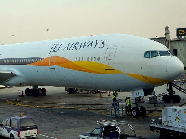 Owl found in cockpit of jet airways, people said- its a good omen