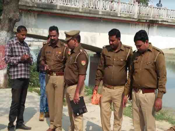dead body of pradhan found after three days of his kidnapping
