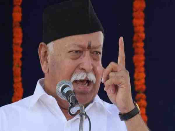 Mohan Bhagwat said Govt change every five years, RSS does not depend on them for help