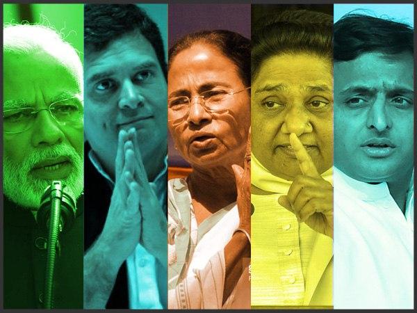 ये भी पढ़ें: Opinion Polls 2019: सपा-बसपा और कांग्रेस के साथ आने पर क्या होगा यूपी में लोकसभा सीटों का समीकरण?