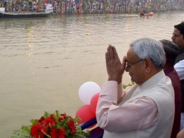 यह भी पढ़ें:Chhath 2018: उगते सूर्य को अर्घ्य के साथ महापर्व संपन्न, CM नीतीश कुमार ने कही बड़ी बात