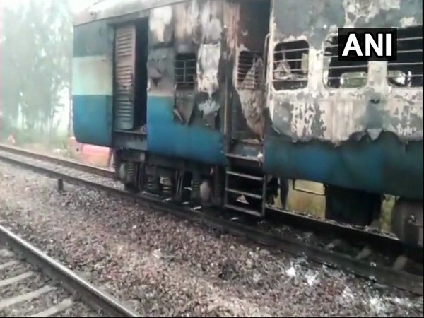 Kalka Howrah Express 12312 coach caught fire, 5 injured