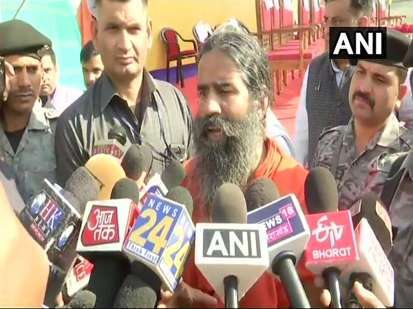 ram dev says Bring a law for Ram Mandir or else people will start building it on their own