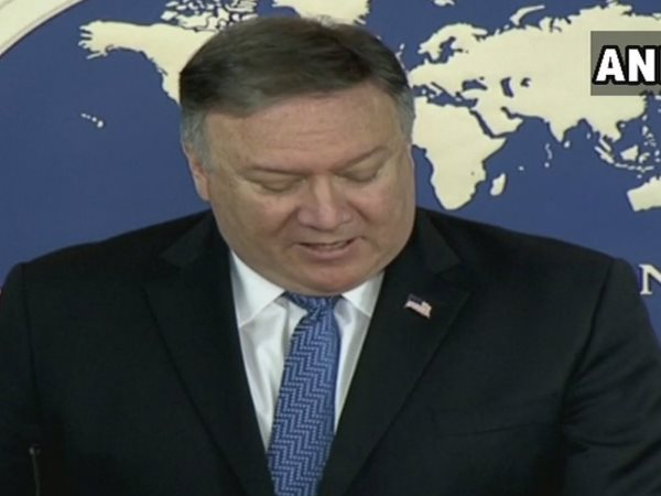 US to exempt China India Japan from Iran oil sanctions says US Secretary of State Mike Pompeo